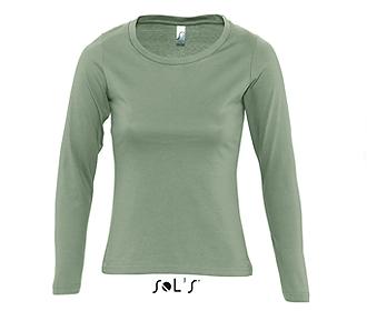 Дамска блуза Sols 11425 - цветна