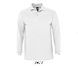 Мъжка блуза Sols 11353 - бяла
