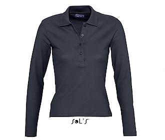 Дамска блуза Sols 11317 - цветна