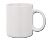 Бяла керамична чаша 7170