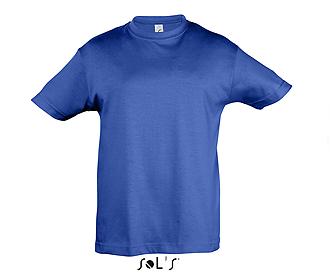 Детска тениска Sols 11970 - цветна