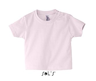 Детска тениска Sols 11975 - цветна