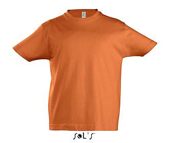 Детска тениска Sols 11770 - цветна