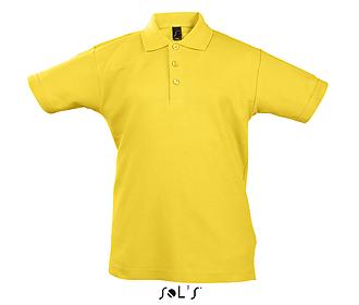 Детска тениска Sols 11344 - цветна