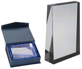 Стъклен куб 27504