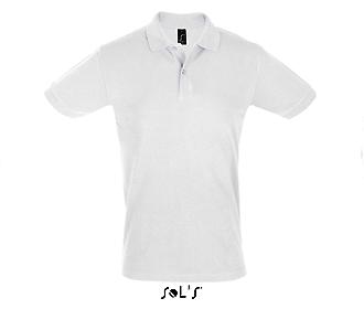 Тениска Sols 11346 - бяла
