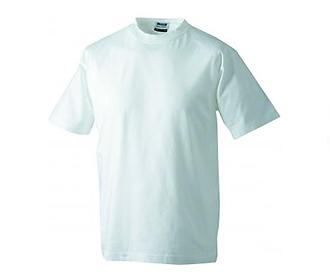 Тениска JN747 - бяла