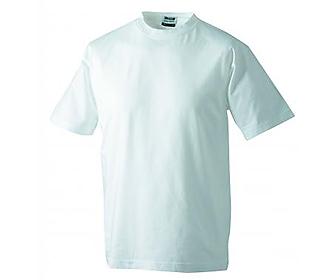 Тениска JN001 - бяла