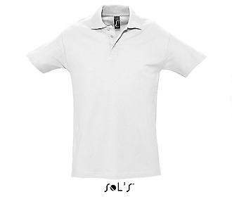 Тениска Sols 11362 - бяла
