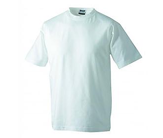 Тениска JN002 - бяла