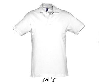 Тениска Sols 11364 - бяла