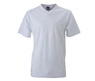 Тениска JN003 - бяла