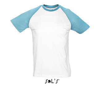 Тениска Sols 11190