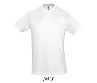 Тениска Sols 11600 - бяла
