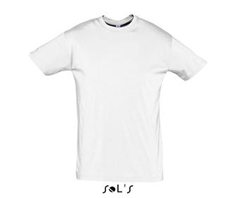 Тениска Sols 11380 - бяла