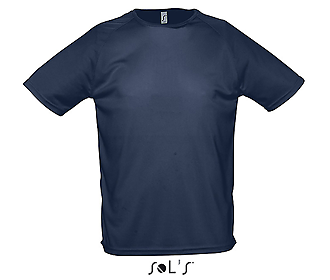Тениска Sols 11939 - цветна