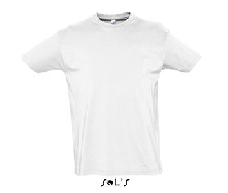 Тениска Sols 11500 - бяла