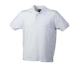 Тениска JN070 - бяла