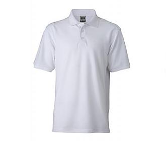 Тениска JN801 - бяла