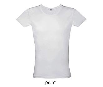 Тениска Sols 11403 - бяла