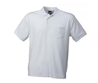 Тениска JN026 - бяла