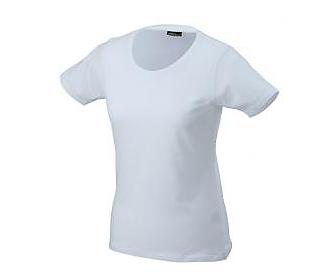 Тениска JN901 - бяла