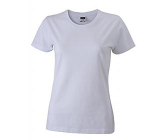 Тениска JN971 - бяла