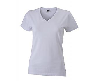 Тениска JN972 - бяла