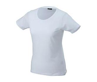 Тениска JN802 - бяла