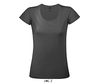 Тениска Sols 11402 - цветна