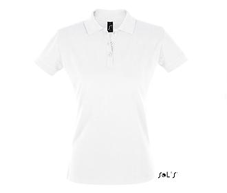 Тениска Sols 11347 - бяла