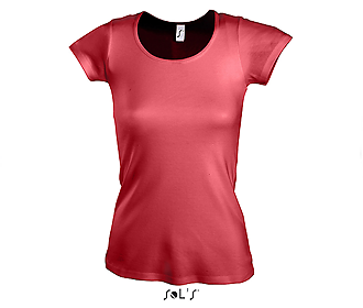 Тениска Sols 11865 - цветна