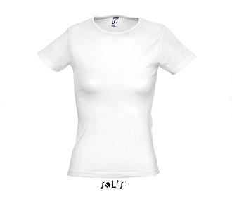 Тениска Sols 11932 - бяла
