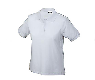 Тениска JN803 - бяла